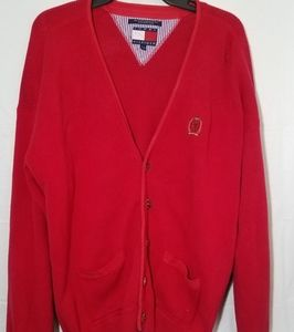 VintageTommy Hilfige cardigan Sweater